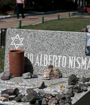 Homenajearon a Nisman a tres años de su muerte