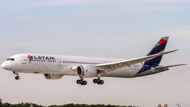 LATAM reabrió la paritaria y habrá vuelos con normalidad