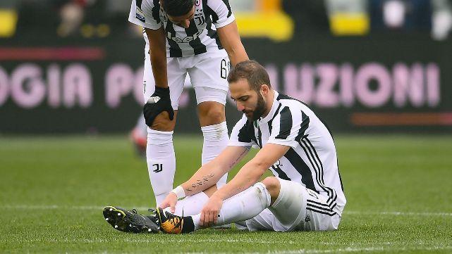 Higuaín le dedicó un emocionante mensaje a los hinchas de Juventus