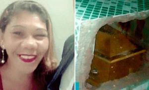 La enterraron viva, estuvo 11 días queriendo salir del ataúd y murió