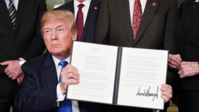 EEUU puso un freno a la posible guerra comercial con China
