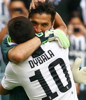El interminable Buffón dijo adiós a la Juventus