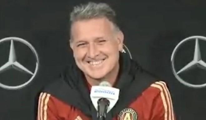 """La Argentina vive muy convulsionada"""
