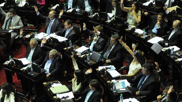 Fracasa intento para debatir en Diputados el acuerdo con el FMI
