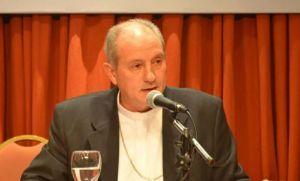 Impactó al gobierno una frase del obispo Lugones