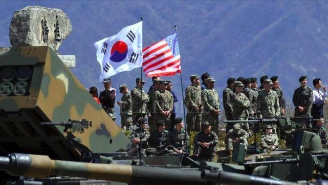 Mojan la pólvora: EE.UU. y Corea del Sur suspenden ejercicios militares