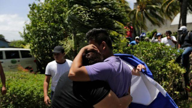 No cesa el baño de sangre en Nicaragua