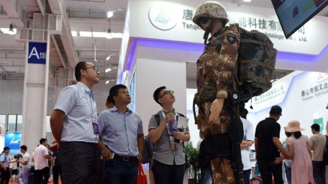 China quiere liderar la robótica industrial