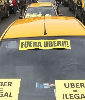 Fallo de la Corte Suprema ratificó que Uber es legal