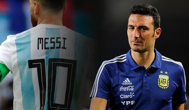 """""""Messi no va a venir"""""""