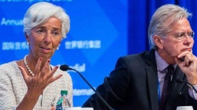 El FMI ve con buenos ojos la designación de Sandleris en lugar de Caputo
