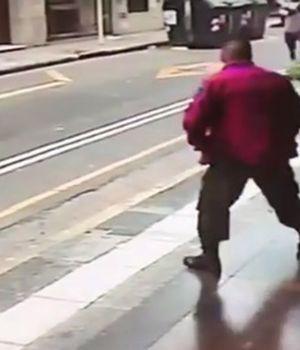 Encapuchados tiran bombas molotov contra edificio de Gendarmería
