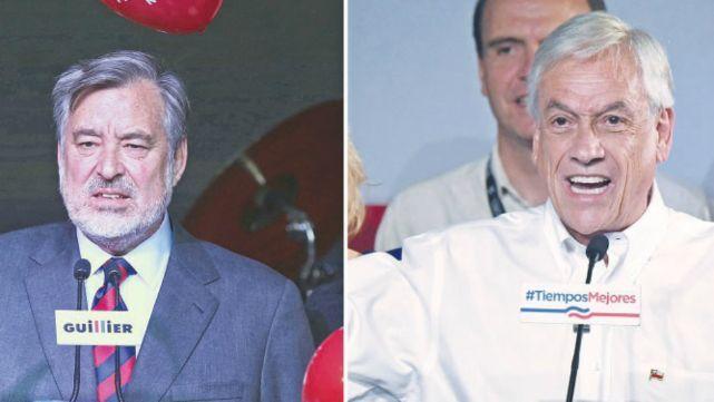 Chile elige entre Piñera y Guillier