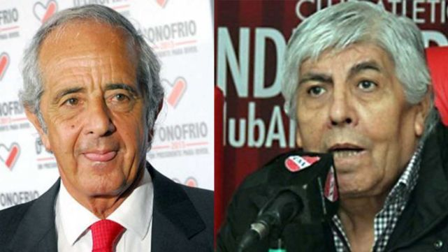 River e Independiente eligen presidente