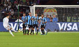 Ronaldo hizo de las suyas y le dio el Mundial de Clubes al Real