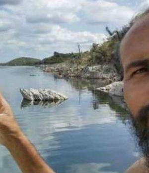 Despiden los restos del ciclista argentino asesinado en Brasil