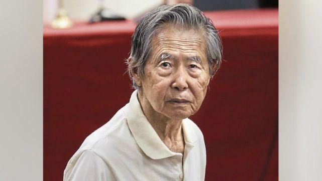 Fujimori vuelve a la cárcel