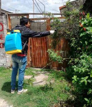 Primer caso de dengue en Santa Fe