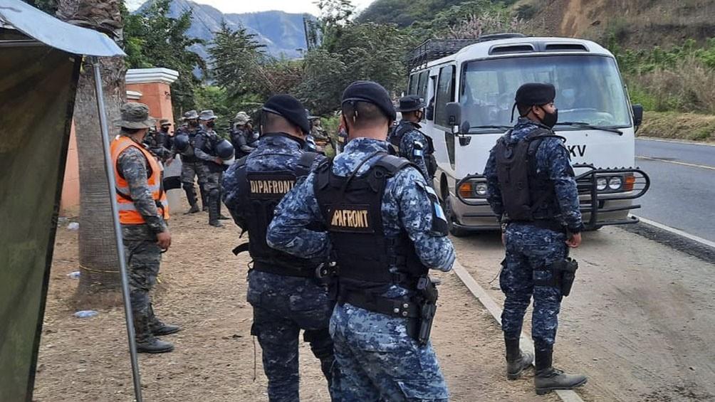 Ya son 9 mil los migrantes que atraviesan Guatemala en busca de llegar a EEUU