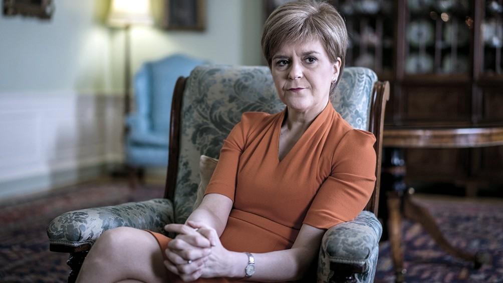 La premier escocesa promete un nuevo referendo independentista si gana las elecciones