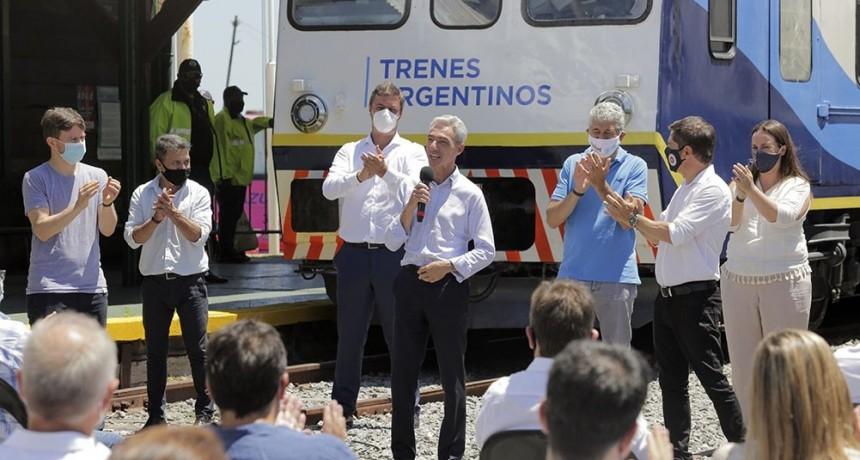 Después de cinco años, comenzará a funcionar el tren a Pinamar