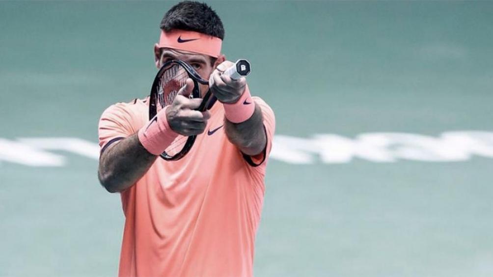 Del Potro defenderá el título en el Abierto de tenis de Acapulco