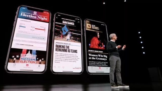 Apple presentó su flamante servicio de streaming
