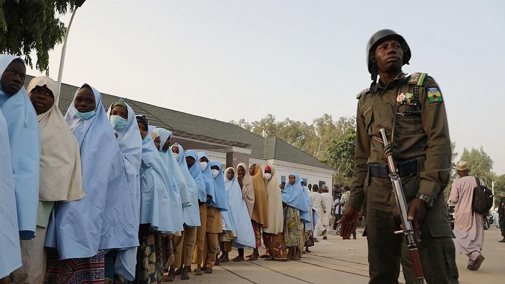 Nigeria: liberaron a las 279 chicas secuestradas de una escuela
