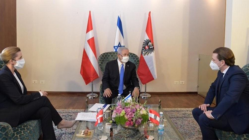 Israel, Dinamarca y Austria se unen para producir nuevas vacunas contra el coronavirus
