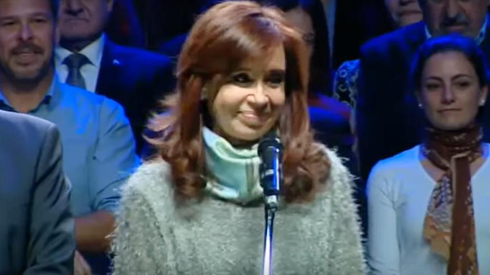 Cristina Kirchner fue autorizada a viajar otra vez a Cuba