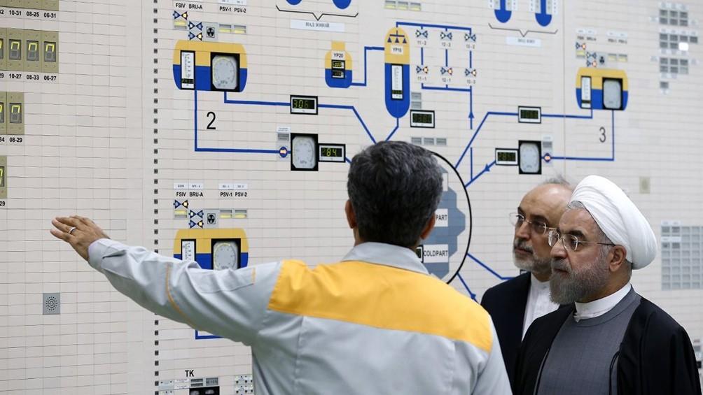 Irán avanza con el enriquecimiento de uranio mientras dialoga sobre su programa nuclear