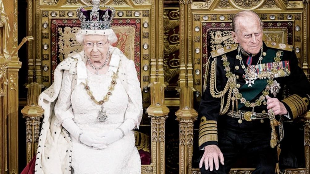 La prensa británica despide al príncipe Felipe,