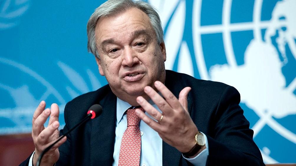 La ONU renovó exhortación por el cambio climático antes de la cumbre convocada por Biden