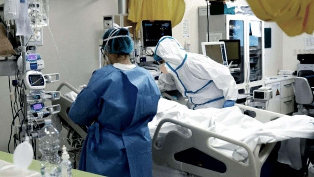 Tierra del Fuego duplicó en una semana la cantidad de internados en terapia intensiva