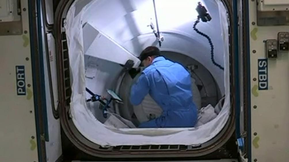 Por las condiciones climáticas, retrasan 24 horas el lanzamiento del vuelo a la Estación Espacial