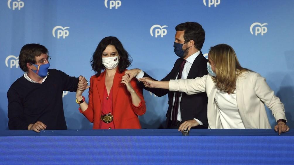 El triunfo del PP en Madrid revive a la derecha de cara a las próximas elecciones