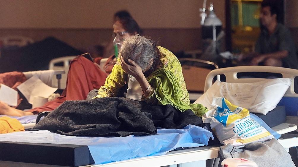 La Corte Suprema intima al Gobierno por el oxígeno para pacientes con coronavirus