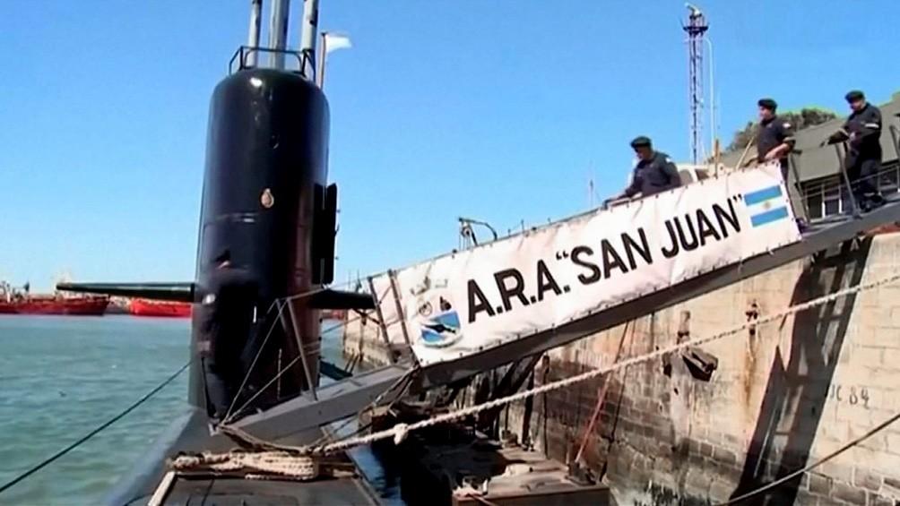 Reglamentaron la indemnización extraordinaria para familiares del ARA San Juan