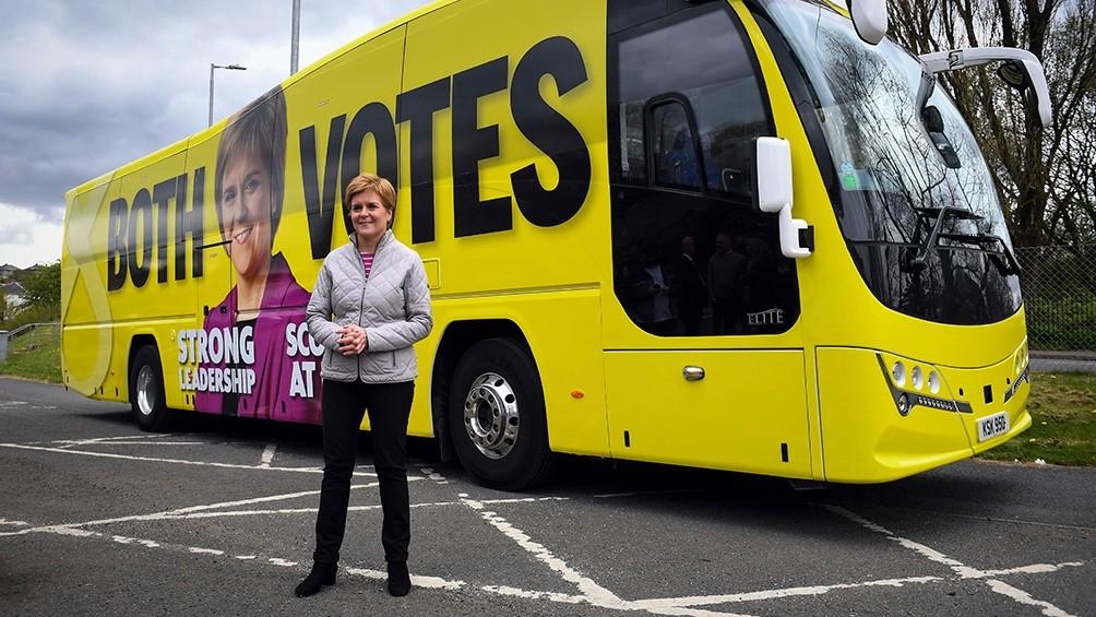 Tensión por el referéndum de independencia que reclama Escocia