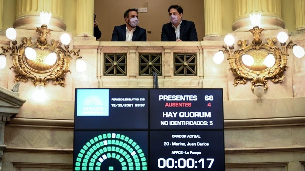 El Senado convirtió en ley el proyecto sobre Educación Ambiental Integral
