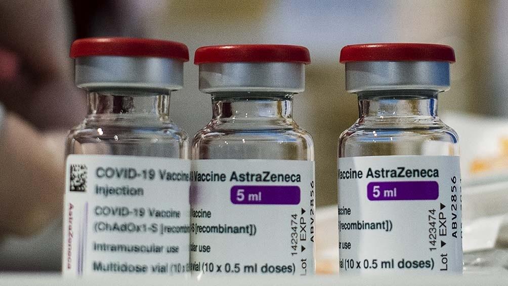 Llegan casi 4 millones de vacunas de AstraZeneca para reforzar el plan de vacunación