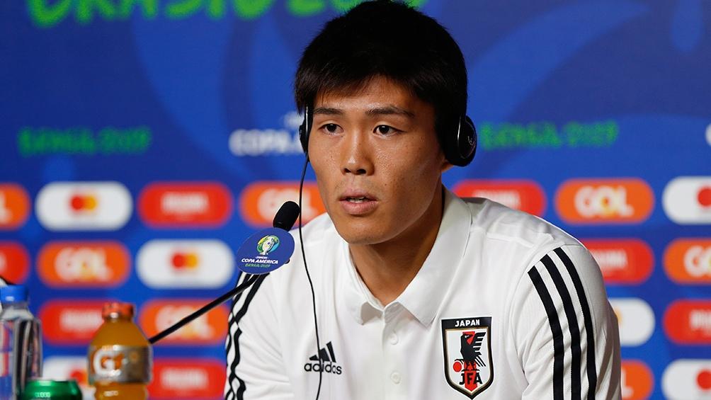 Tomiyasu y el duelo ante Uruguay: