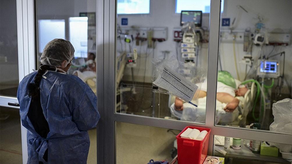 Murieron 589 personas y 27.260 fueron reportadas con coronavirus en el país
