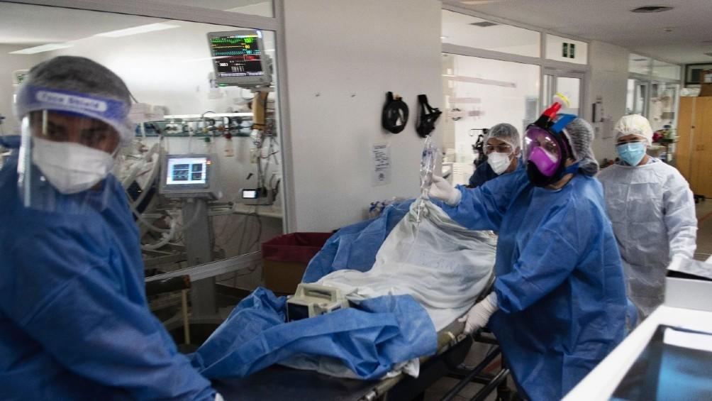 Murieron 648 personas y 25.878 fueron reportadas con coronavirus en el país