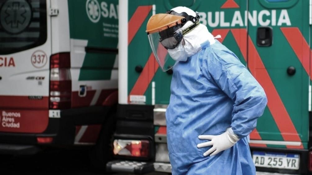 Daer dijo que los trabajadores de Salud están saturados y que la paritaria rondaría el 45%