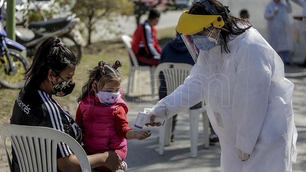 Reporte diario: 286 personas murieron y 15.622 se contagiaron en las últimas 24 horas