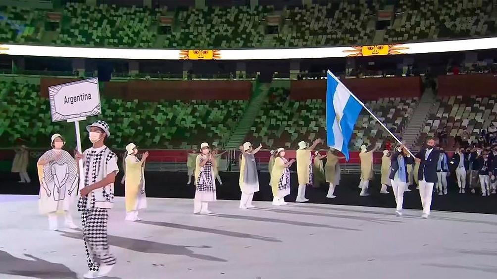 Los resultados argentinos en la tercera jornada de Tokio 2020