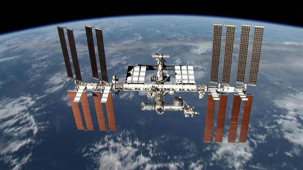 El módulo científico ruso Nauka se acopló con éxito a la estación espacial internacional