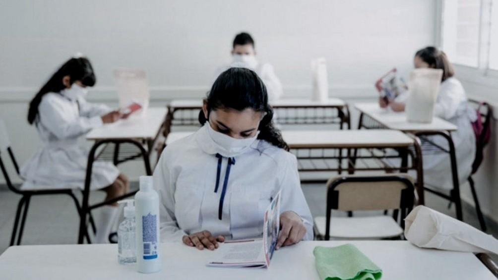 Más de cuatro millones de alumnos bonaerenses volvieron a clases
