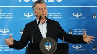 El Presidente inaugura las obras de remodelación del aeropuerto de Mar del Plata